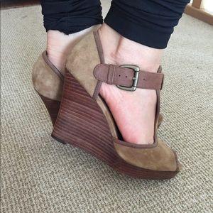 NINE WEST - Wedge heels